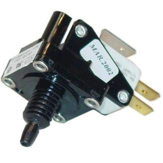 (Len Gordon 860010-0 Air Switch Jag-3 SPDT Momentary 3 Amps Package)