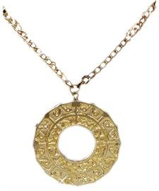 Forum Novelties Disco Medallion ()