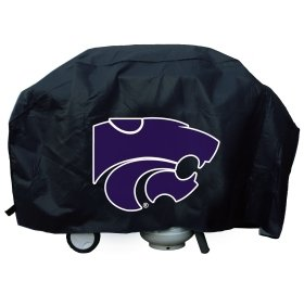 Kansas State Wildcats Economy Grill Cover - Kansas State Grill Cover