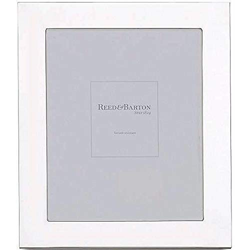 - Reed & Barton Wide Border 5-by-7-Inch Sterling Silver Picture Frame