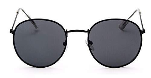 Round Sunglasses Women 2019 Retro Sunglass Driving Sun Glasses Female Sunglass ()
