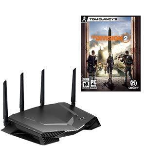 NETGEAR Nighthawk Pro Gaming WiFi Router (XR450), AC2400