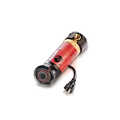 "Grundfos UP10-16BU ATLC HWR Pump - 1-1/4"" Union, Timer, Aquastat, Check and Isolation Valve (97525922)"