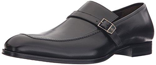 Mezlan Slip On - Mezlan Men's 16030 Slip-On Loafer, Black, 11.5 M US