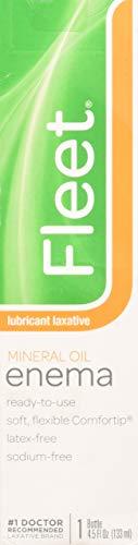 Fleet Mineral Oil Enema, Latex Free - 4.5 fl oz by Fleet (Image #5)