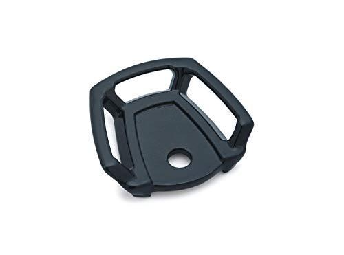 - Kuryakyn Seat Bolt Tie-Down Anchor (Gloss Black)