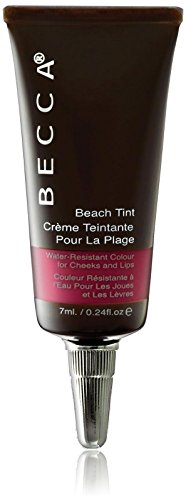 - Becca Becca beach tint water resistant colour for cheeks and lips - #raspberry, 0.24oz, 0.24 Ounce