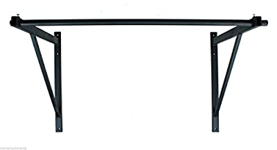 Titan Fitness Wall Mounted Pull Up Chin Up Bar Cross Fit Training Fitness Heavy Duty from Titan Fitness