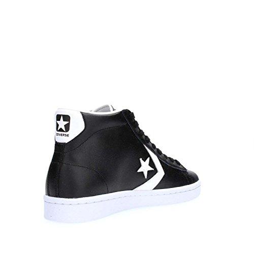 Leather Pl 157717c 41 Black Sneakers Converse Mid 76 Uomo 5IwAqTgq1