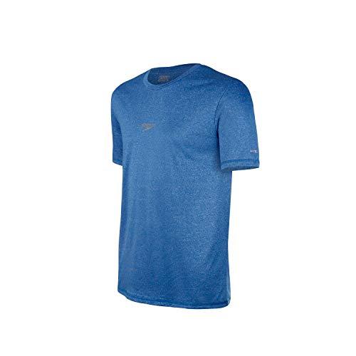 Speedo Blend Camiseta de Manga Curta, Homens