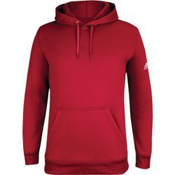 Adidas Youth Climawarm Team Issue Hoodie L Power Red