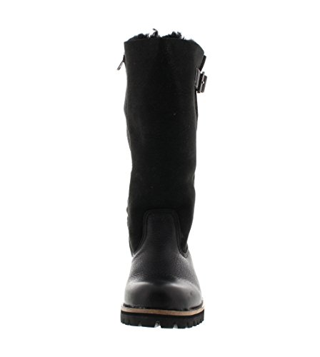 Black Ol04 Blackstone Buckle Boot High Botas 6wWv4X