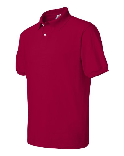 Hanes Big Men's Comfortblend EcoSmart Jersey Polo