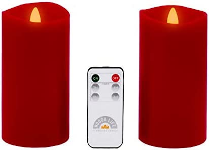 Package Flameless Flickering Operated Function product image