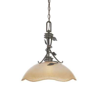Designers Fountain 95632-OB Timberline Pendant, Old Bronze