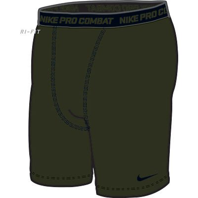 NIKE PRO CORE COMPRESSION 6'' SHORT (MENS) - XL by NIKE