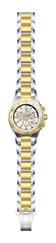 Technomarine Men's 'Manta' Swiss Quartz Stainless Steel Casual Watch, Color:Two Tone (Model: TM-215041)
