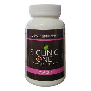 【E-CLINIC ONE】オメガ3 B078XSNC9V