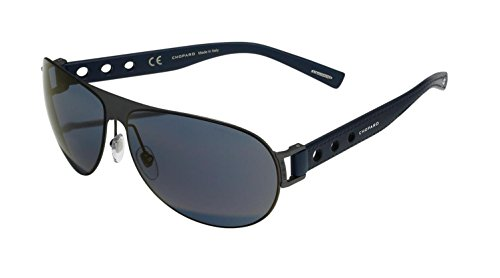 Sunglasses Chopard SCHB 83 Matt Gunmetal 627B (Sunglasses For Men Chopard)