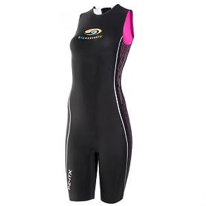 blueseventy PZ4TX Triathlon Swimskin – Ironman and FINA Approved – (Women's)