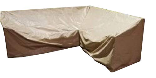 Malibu Sectional Sofa - All Backyard Fun Malibu Left Hand Facing 6pc. Sectional L Shape Cover