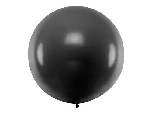 SKYLANTERN Skylandtern - Balón Gigante, Color Negro: Amazon.es: Jardín