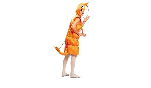Disfraz de Gamba adulto: Amazon.es: Juguetes y juegos