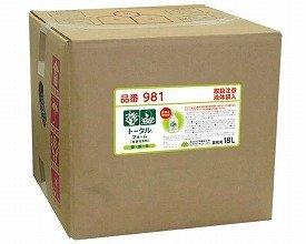 (株)フタバ化学 トータルフォーム(全身洗浄料) 18L 981   B00CTIU358
