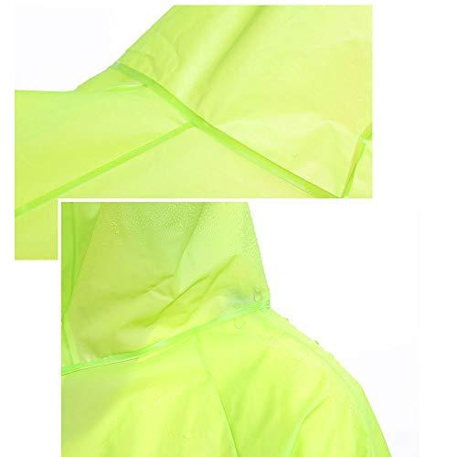 Chapeau Voyage Guyuan Plein Impermable Adulte Green en air XL et Plein Taille air Color impermable Hommes Sac Couple impermable Femmes randonne Dos en 4Tx4gO