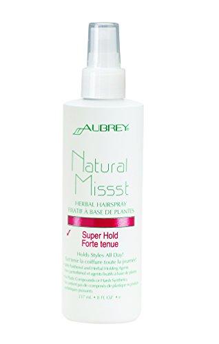 Природные Missst Лак для волос-Super Удержание 8 унций