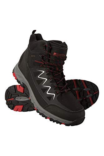 Imperméables Foncé de pour Phylon Homme Caoutchouc Warehouse Semelle Trekker en Gris extérieure Mountain en intermédiaire Chaussures Softshell randonnée Semelle EWB8qqUwp