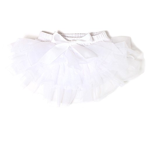 Kaiya Angel Baby girl Bloomer Cotton chiffon Ruffle Diaper For Party 0-24 (Ruffle Bloomers For Adults)