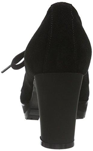 Fermé Nelly Black Escarpins Bout Femme Noir Diavolezza R6Wq1Sgq