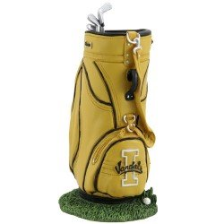 IDAHO VANDALS GOLF BAG CLUBS NCAA DESK CADDY FIGURE NEW