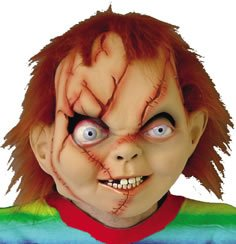Seed Of Chucky Costume Mask -