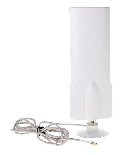 ESUMIC 4G Antenna (25dbi) for Huawei ZTE USB dongle and Mobile WiFi Modem  with TS9 Connector (Huawei E5776 E5786 E5372 E5332 E3276 E589 E397 E398  E392