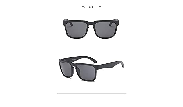 Wang-RX Gafas de sol de aviación para hombre Sombras de ...