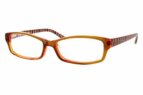 Amazon.com: Eddie Bauer Designer Reading Glass Frames EB8245 in ...