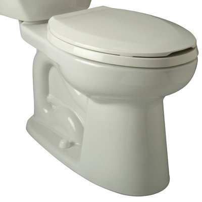 Zurn Z5555-BWL-K Toilet Bowl Only, ADA Elongated, Siphon Jet, for Two-Piece Toilet
