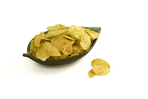 Yummy Potatoes - Home Comforts LAMINATED POSTER Salt Fat Food Oil Crisps Potatoes Bowl Yummy Poster 24x16 Adhesive Decal