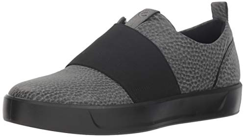 Femme Ecco Schwarz 1001 Ladies Baskets black Soft 8 p7xq7IwP6