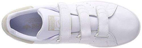 Scarpe adidas Corsa 000 Ftwbla Ftwbla Smith Bianco Uomo da Stan Talco CF r6w6Xtqf