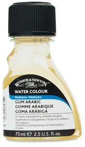 - Winsor & Newton Gum Arabic Solution