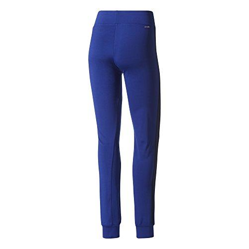 adidas D2m Cuff Pt 3s Pantalón, Mujer azul (tinmis)