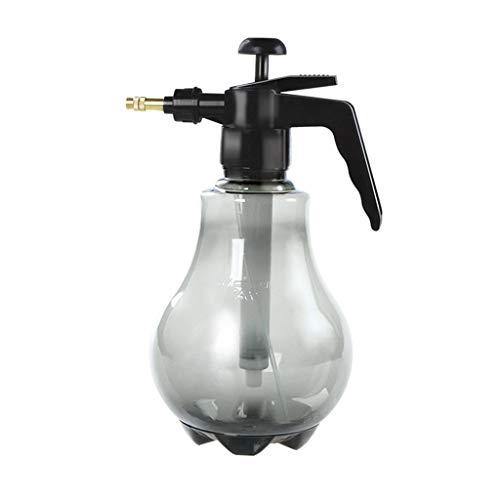 TADAMI Empty Spray Bottle, Pneumatic Automatic Sprayer Orange Bottle Watering Pot Garden Sprinkler (Gray)