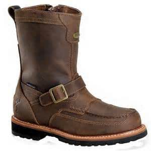 Amazon Com Browning 10 Quot Side Zip Moc Toe Ranch