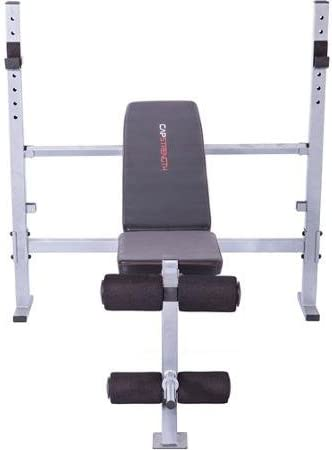 CAP Strength Mid-Width Bench, Max Weight Capacity 500 lbs