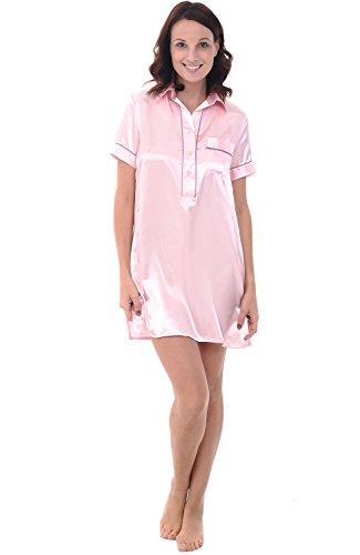Del Rossa Womens Nightgown Boyfriend product image