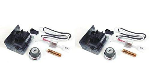 New BBQ Tools Genuine Weber Grill Replacement Igniter Kit 67847-2 Pack