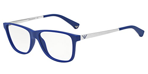 Emporio Armani 3025 5194: Matte Electric Blue